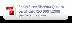 Koiné - CERTIFICAZIONE ISO 9001